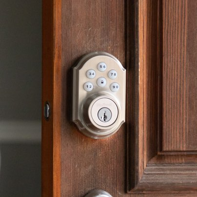 Gainesville security smartlock